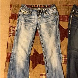 Rock Revival Jeans - 1 pair of Rock Revival Jeans